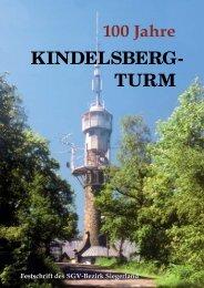KINDELSBERG- TURM - Ferndorf