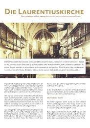 Die Laurentiuskirche - Ferndorf