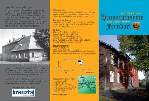 Flyer Heimatmuseum-09-c.indd - Ferndorf