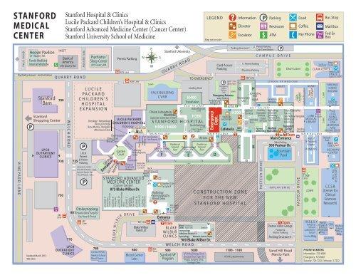 STANFORD MEDICAL CENTER - Stanford Hospital & Clinics