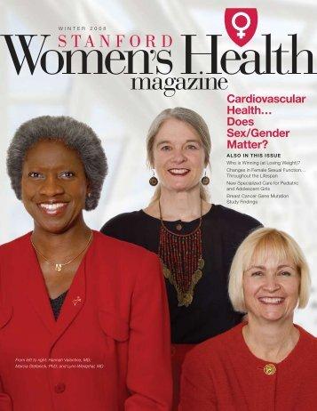 magazine - Stanford Hospital & Clinics