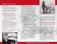 Transfer Center Services - Stanford Hospital & Clinics