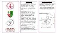 Full Brochure of Stanford Life Flight Program using Acrobat