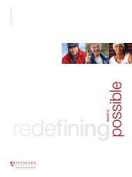rEdEFInIng - Stanford Hospital & Clinics