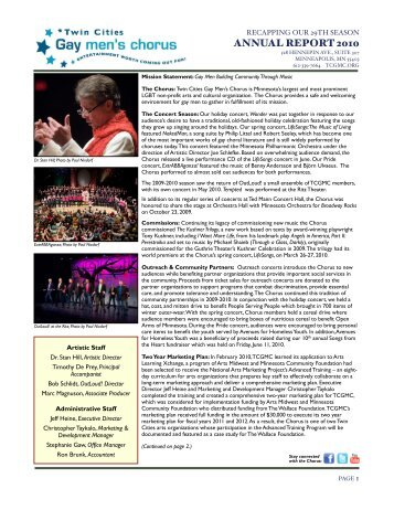 Download - Twin Cities Gay Men's Chorus