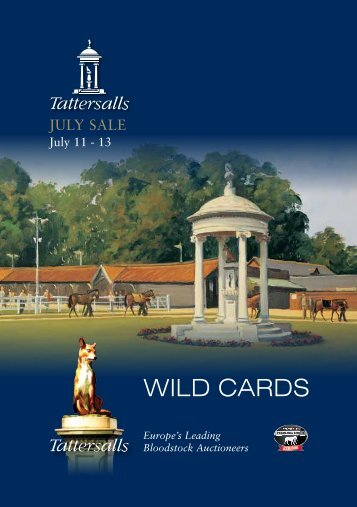 Wildcards PDF - Tattersalls