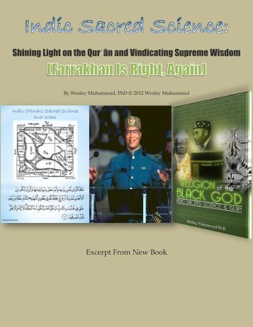 Shining Light on the Qurʾān and Vindicating Supreme Wisdom