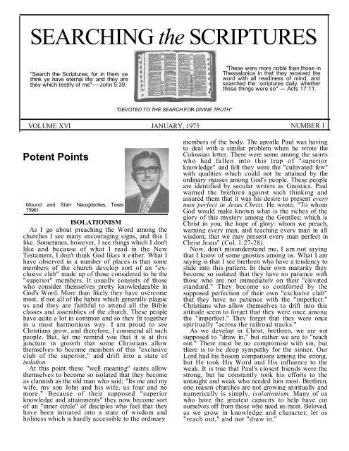 bible study course 1962 Coming Great Prophetic Events by Samuel B deKlerk