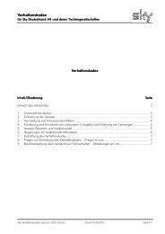 Verhaltenskodex Verhaltenskodex - Sky Deutschland AG