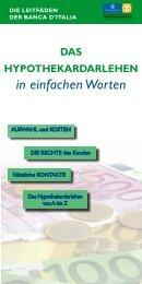 in einfachen Worten - Deutsche Bank SpA
