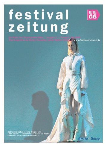 Nr. 2 - Berliner Festspiele