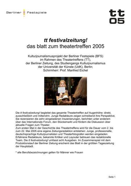 Informationstext Als Pdf Berliner Festspiele