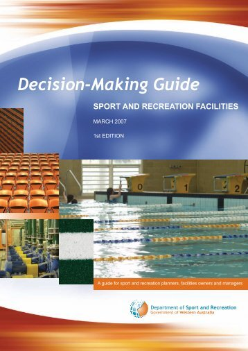 Decision Making Guide.indd - Australian Sports Commission