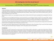 EVA mouthguards: How thick should they be? - Australian Sports ...