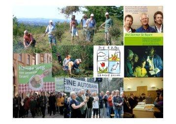 Alternativen sind möglich! (pdf 11,2 MB) - Bund Naturschutz ...