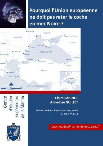 MER NOIRE.pdf - CESM