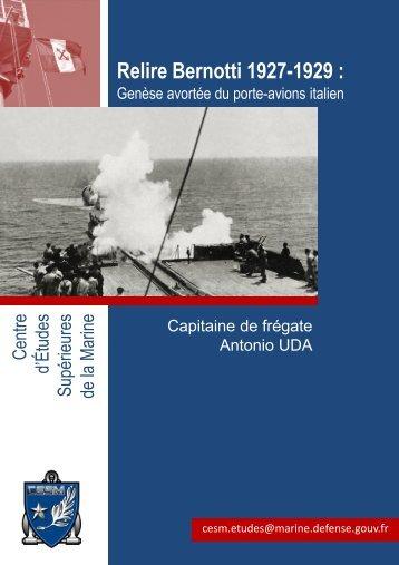 Relire Bernoti - CESM