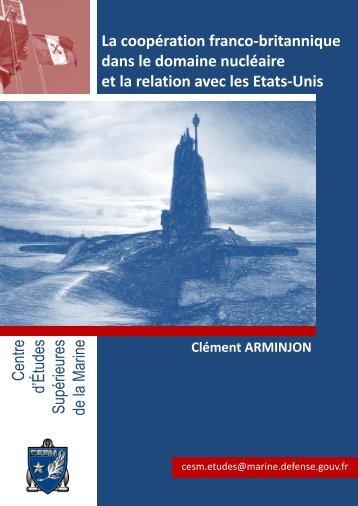 Coopération franco-britannique - CESM