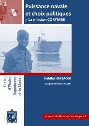 Mission Corymbe - CESM - Ministère de la Défense