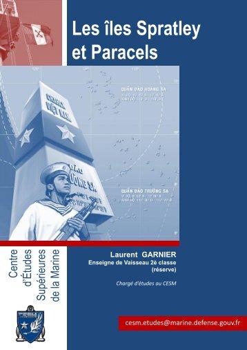 Iles Spratley et Paracels - CESM