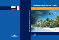 Climate variability in the tropical Paci c: - International Pacific ...