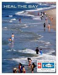 HEAL THE BAY - Ventura County Star