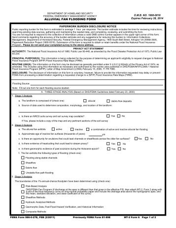 FemaVendor Profile Form