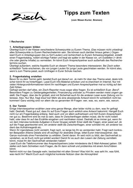 Leitfadengestutztes Interview Eine Anleitung 15
