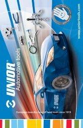 Automotive tools - Unior