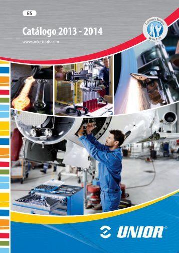 Catalogo de herramientas manuales - Unior