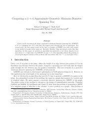 (1 + ∈)-Approximate Geometric Minimum-Diameter Spanning Tree