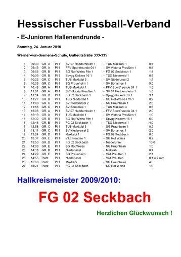 FG 02 Seckbach