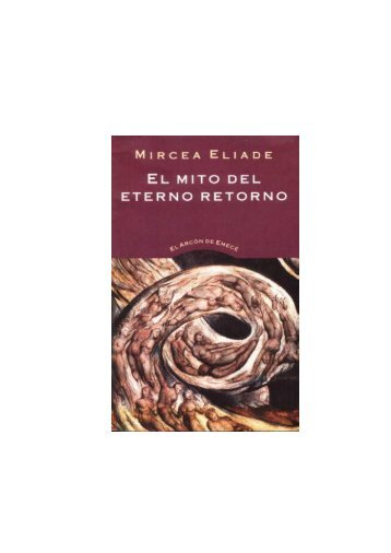 El mito del eterno retorno - Webgarden