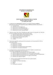 UNIVERSIDAD PANAMERICANA ESCUELA DE ... - Webgarden