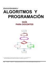 ALGORITMOS Y PROGRAMACIÓN - Webgarden