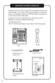 C1000TM - Clarity Products - Page 6