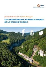 les aménagements hydroélectriques de la Vallée du ... - Energie EDF
