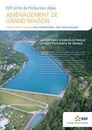 Aménagement de Grand'Maison (PDF 1268 Ko) - Energie EDF