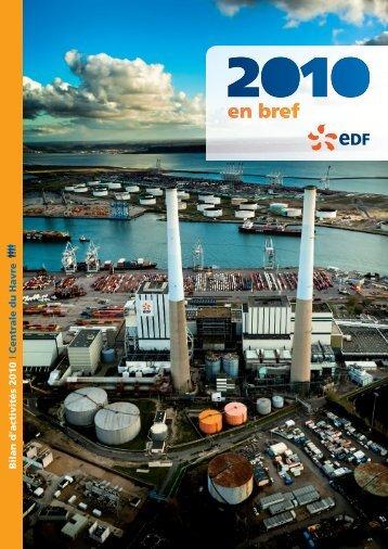 En Bref 2010 - EdF