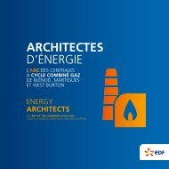 ARCHITECTES d'énergie - Energie EDF