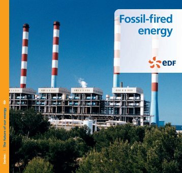 Fossil-fired energy - Energie EDF