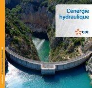 L'énergie hydraulique - Energie EDF