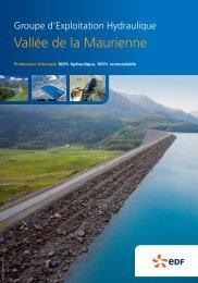 Vallée de la Maurienne - Energie EDF