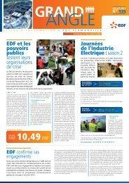 Grand Angle de Juillet 2012 n°135 - Energie EDF