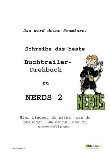 Drehbuch zu NERDS 2 - Newbook