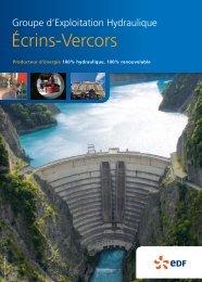 Écrins-Vercors - Energie EDF