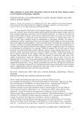 Mass estimation in fossil sloths (Xenarthra, Folivora) from the Early ... - Page 2