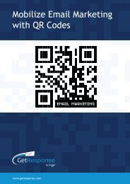 Mobilize Email Marketing with QR Codes - Freelance Express