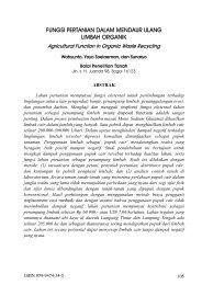 Fungsi Pertanian dalam Mendaur Ulang Limbah Organik