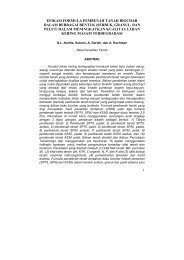 efikasi formula pembenah tanah biochar dalam berbagai bentuk